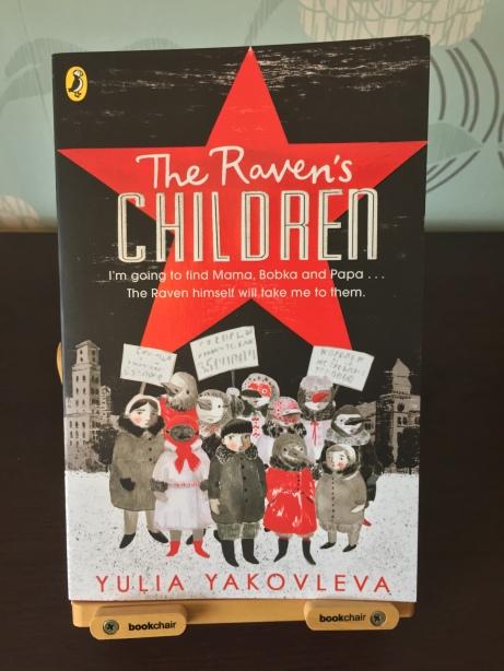 The Raven's Children - Yulia Yakoleva