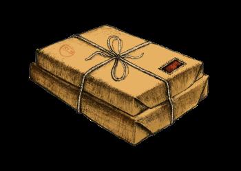 Book parcel