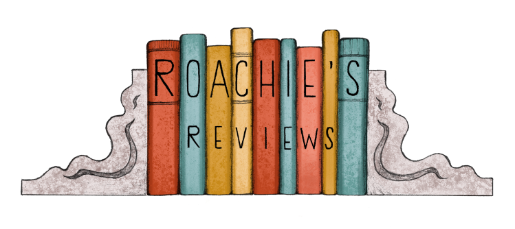 Roachie's Reviews logo