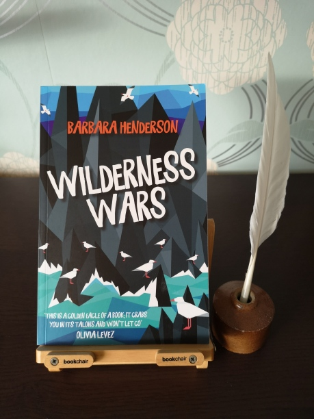 Photo of the book Wilderness Wars by Barbara Henderson