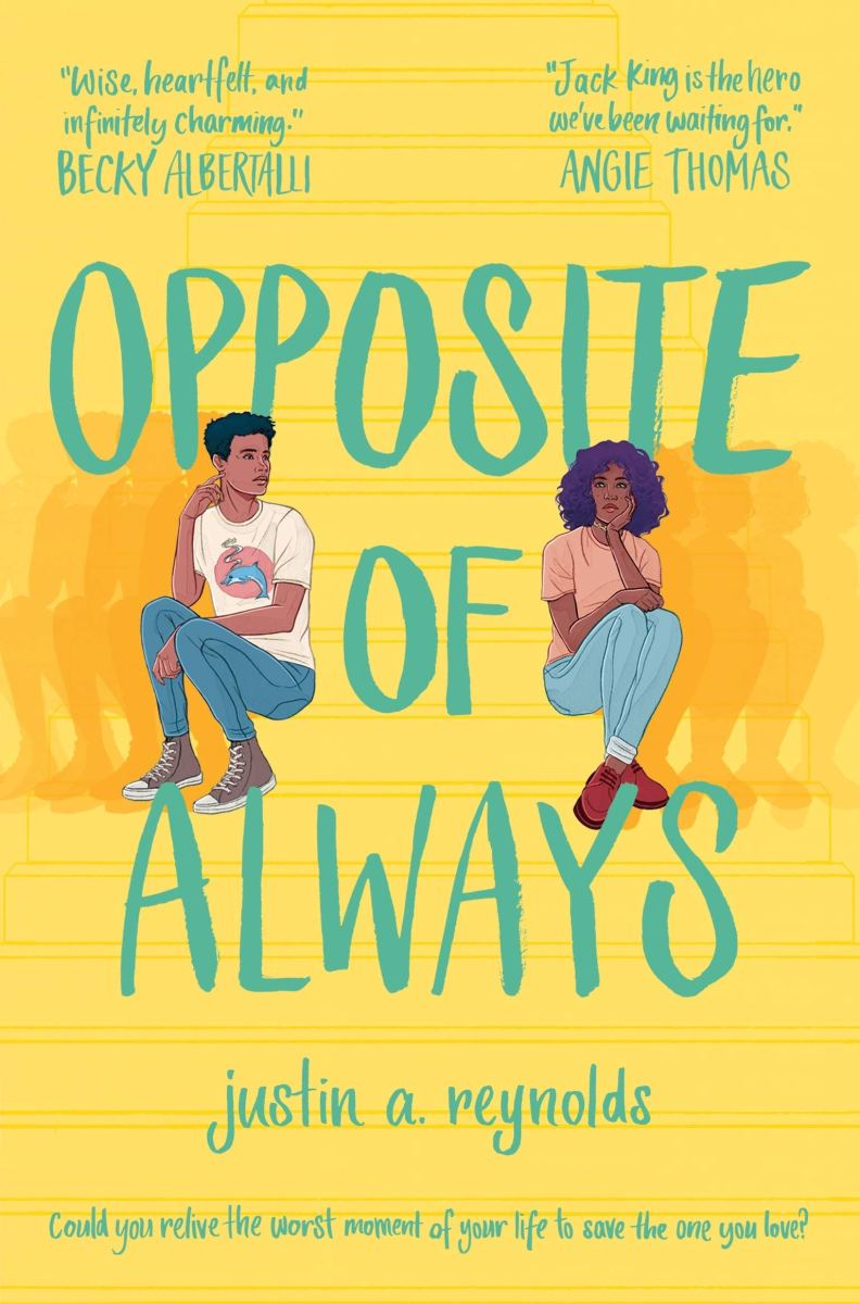 Book Review: Opposite Of Always