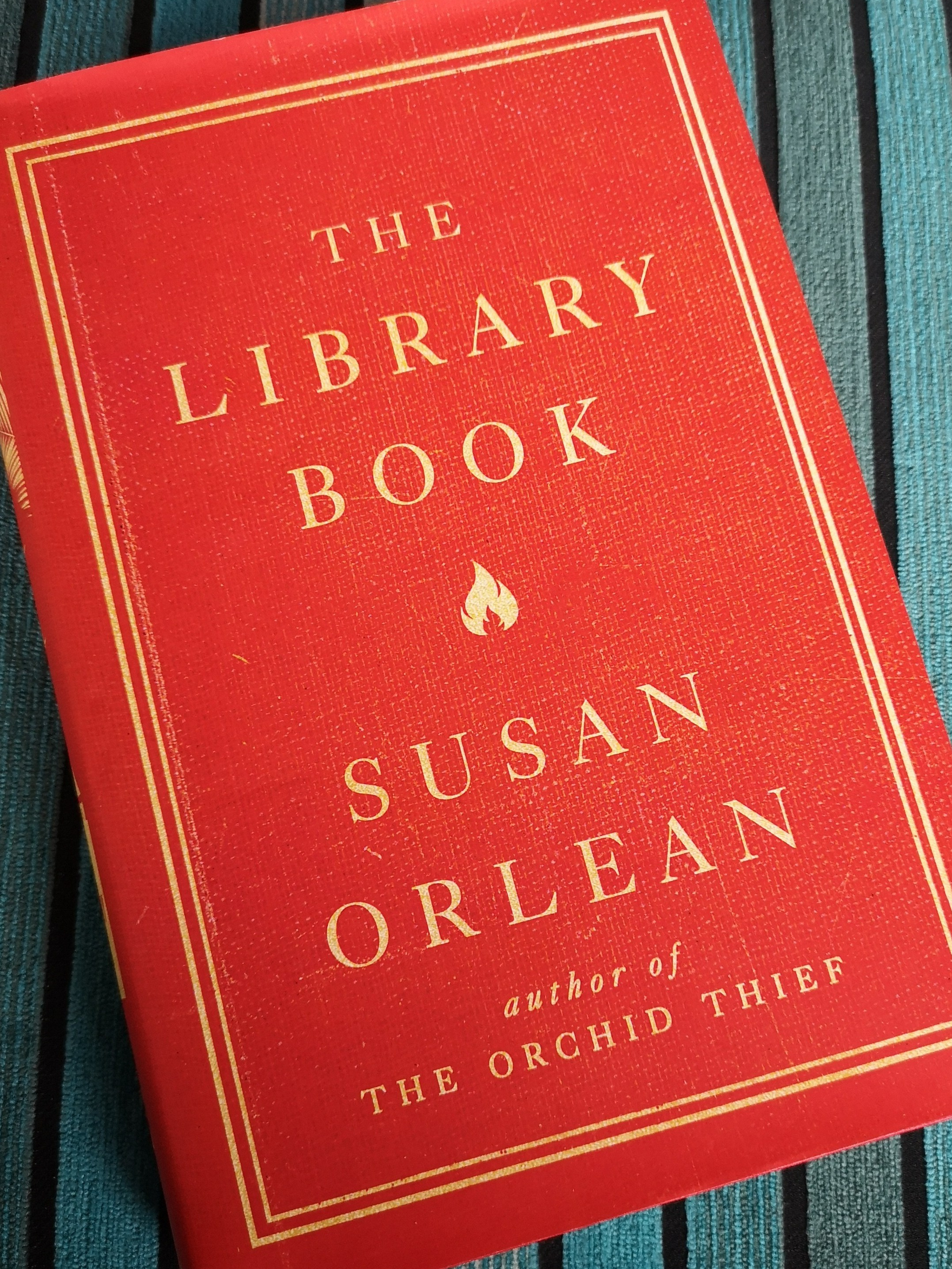 Book Review: The Library Book – Susan Orlean – Roachie's Reviews