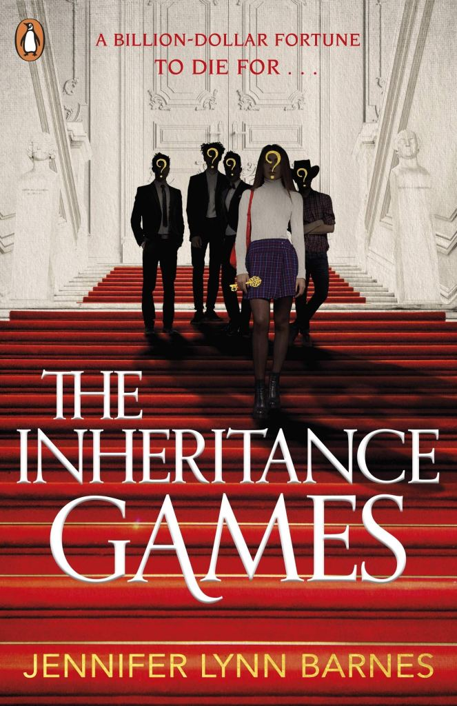 The Inheritance Games - Jennifer Lynn Barnes